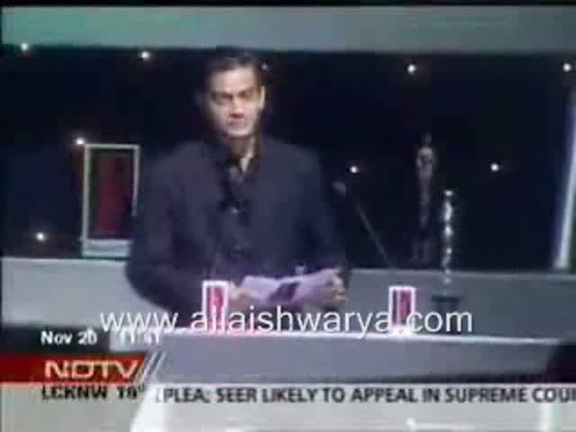 2004 F Awards - Acceptance Speech