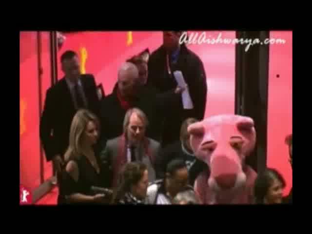 Berlin Film Festival 2009 - Pink Panther 2 - Red Carpet - Pt. 6