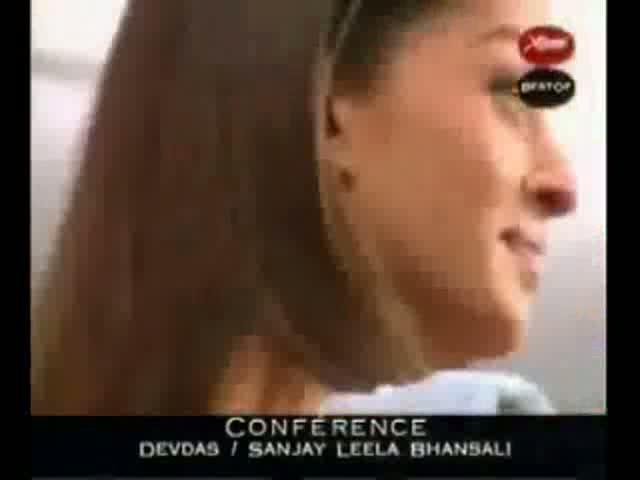 Cannes Film Festival 2002 - Devdas - Press